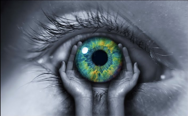 Глаз в руках
