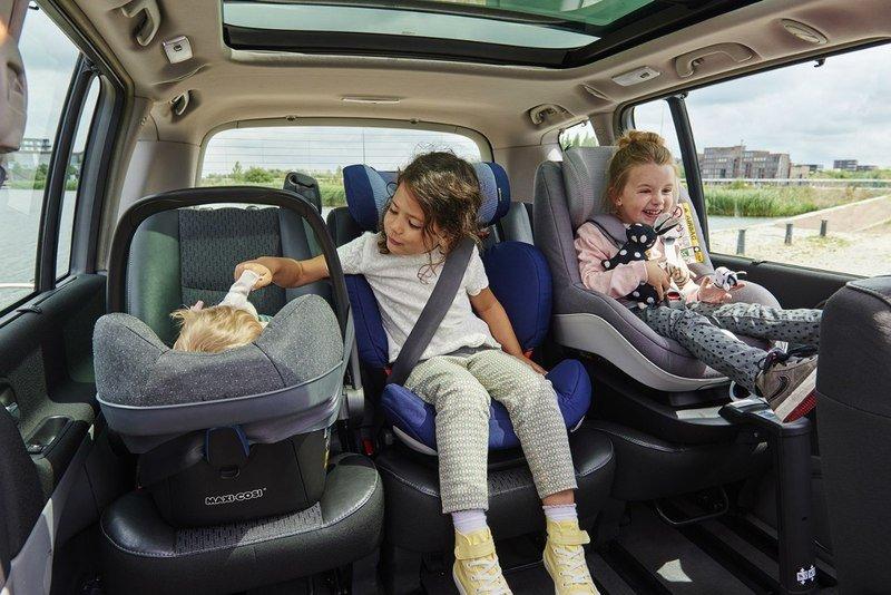 Как перевозить детей в машине в 2019 году
