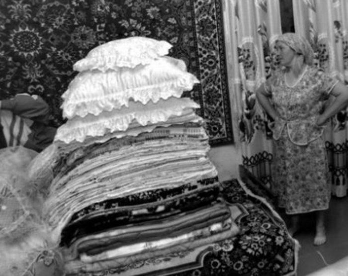 советское приданое