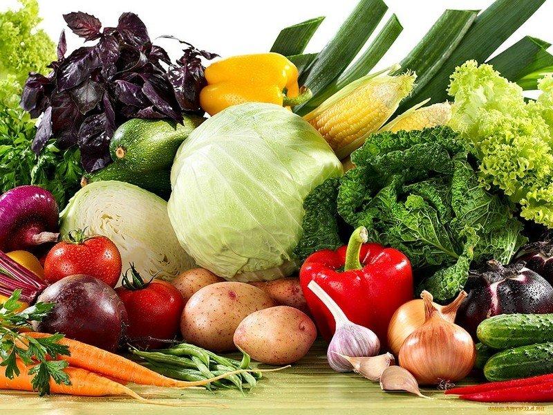 Подборка рецептов овощного салата для детей