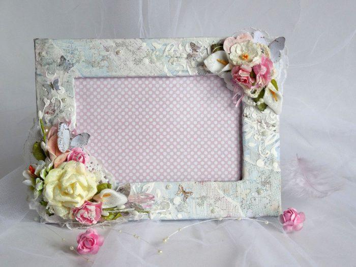 Рамка для свадебных фотографий