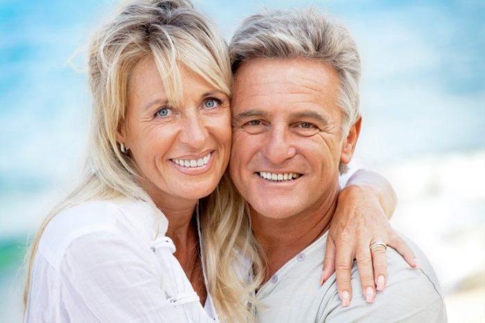 Муж и жена, похожие друг на друга