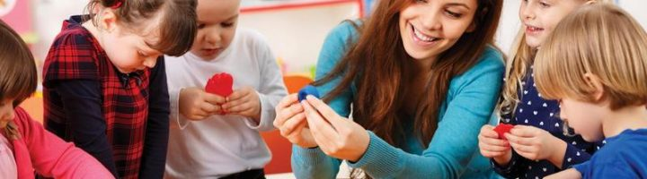 Воспитатель – творческая профессия, которая нередко преподносит сюрпризы.