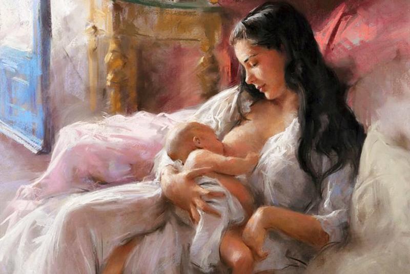 Мифы про кормление грудью и грудное молоко