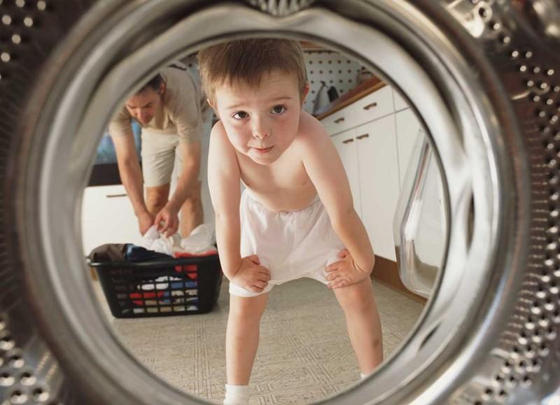 Чистка стиральной машины: убираем накипь и грязь лимонной кислотой