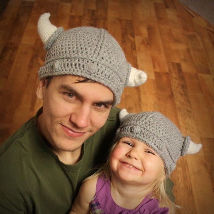 шлем викинга крючком