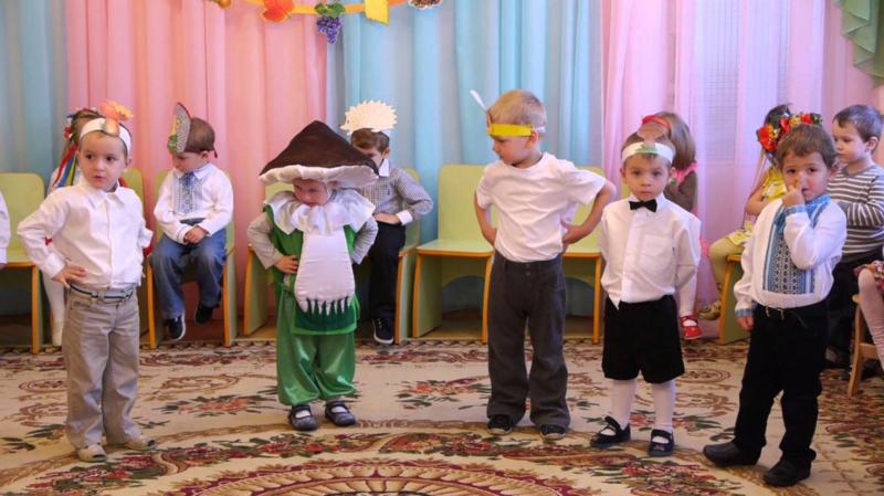 7 забавных случаев на утренниках в детском саду