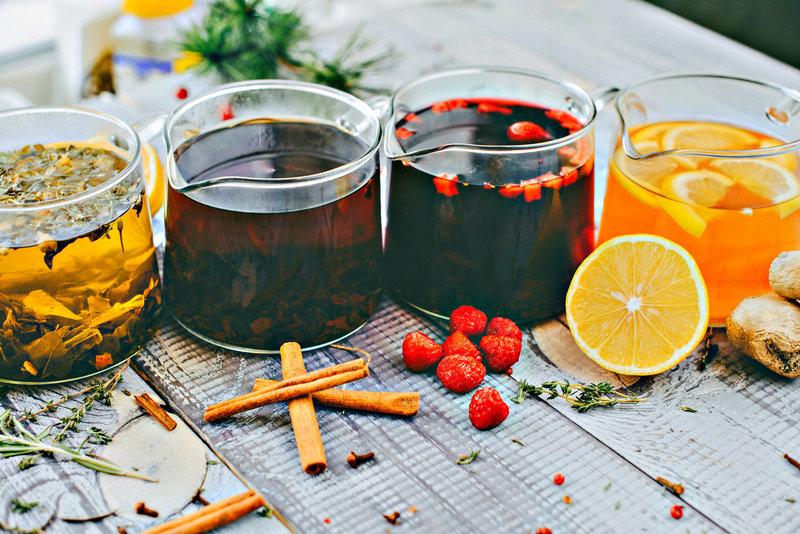 Встречаем осень правильно: 8 самых полезных напитков, которые рекомендуют врачи