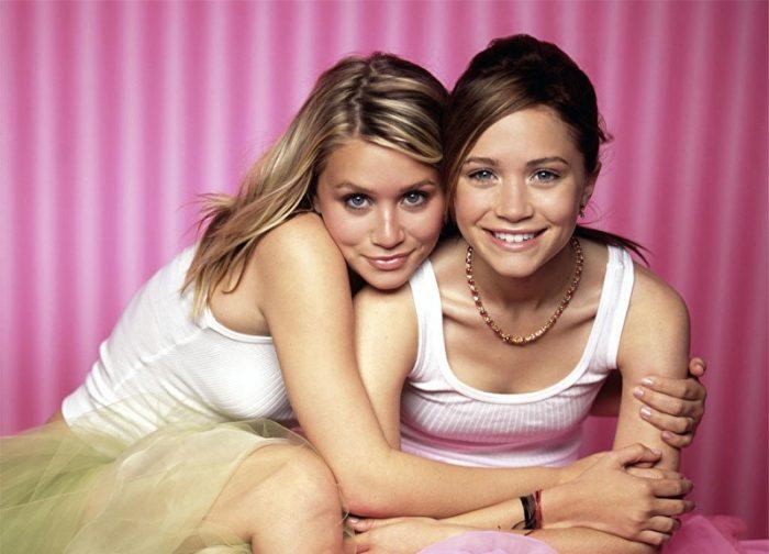 Сёстры, похожие друг на друга