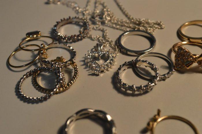Золотые и серебряные изделия
