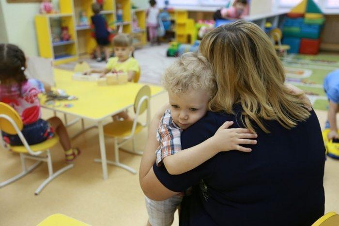 хорошие отношения ребенка и воспитателя