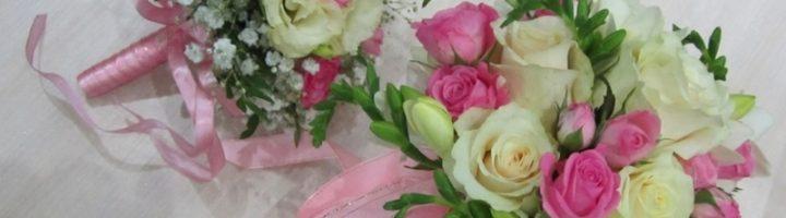 Букет невесты и дублёр
