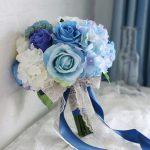 Букет дублёр из искусственных роз
