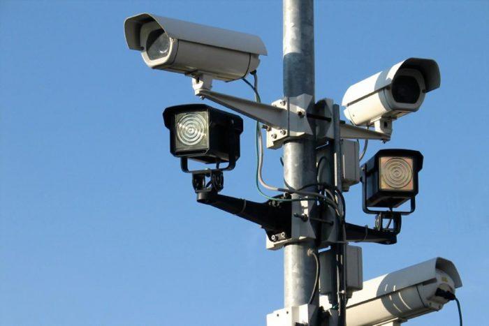 камеры наблюдения, которые можно наблюдать на дорогах
