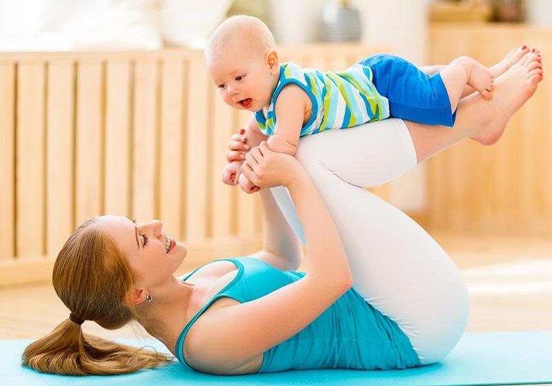 5 оригинальных и безопасных способов похудеть после родов