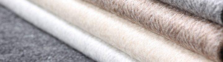 Натуральные кашемировые ткани