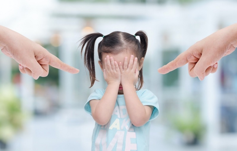 8 невероятно легких способов вырастить агрессивного и злого ребенка