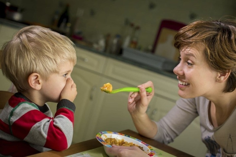 5 истинных причин, почему ваш ребенок плохо ест