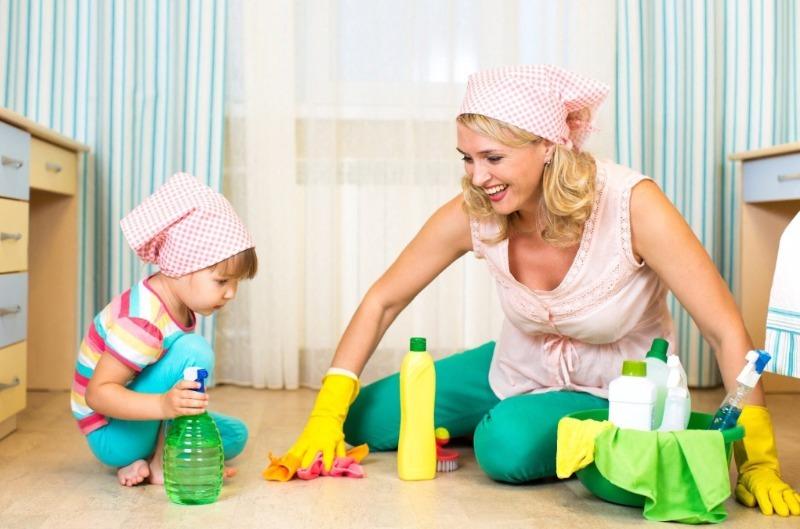 7 простых способов убедить ребенка убраться в комнате