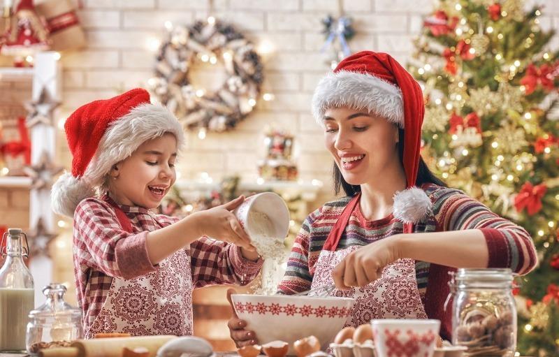 11 чудесных идей, чем заняться с ребенком на новогодних каникулах