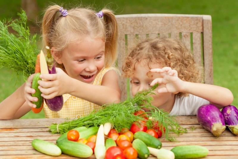 5 простых способов привить ребенку любовь к овощам