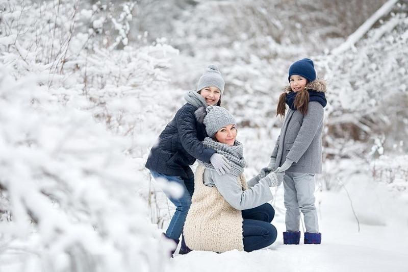 5 дел, которые обязательно нужно успеть сделать этой зимой вместе с ребенком