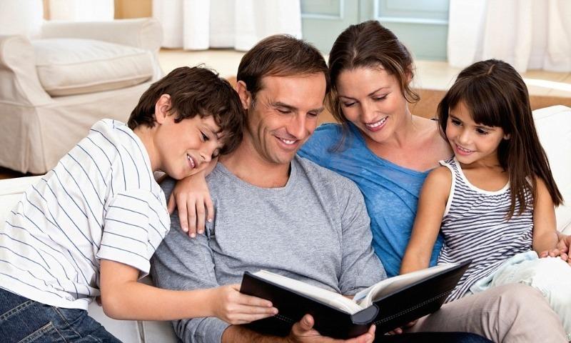 Как относятся к детям мужчины разных знаков Зодиака