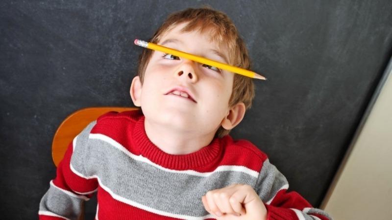 5 тревожных признаков того, что у ребенка синдром дефицита внимания и гиперактивность