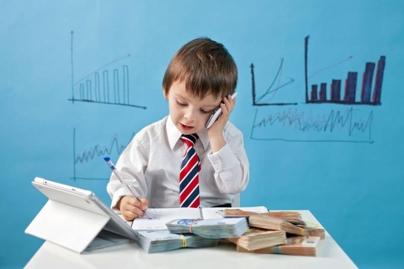 Несколько советов для родителей, которые хотят воспитать миллионера