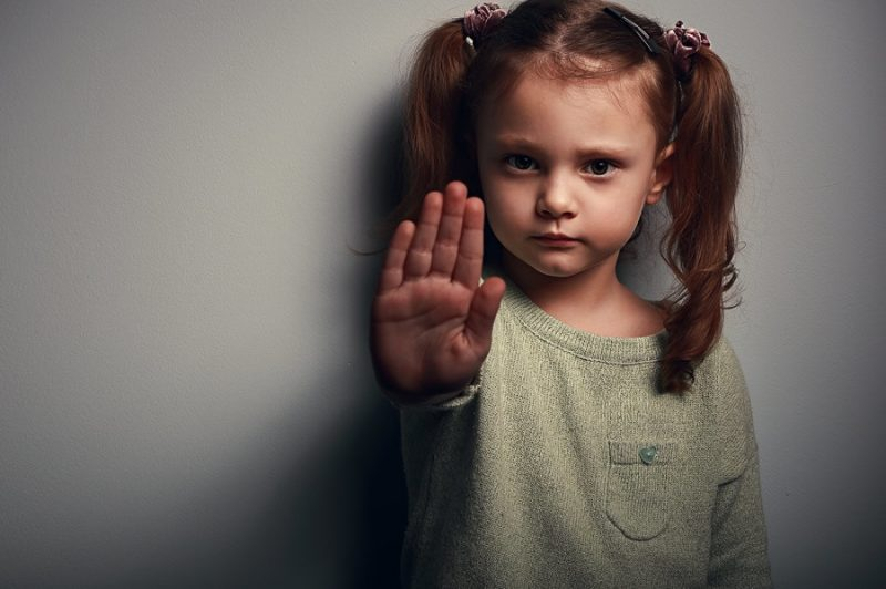 5 ситуаций, в которых ребенок должен говорить «нет»