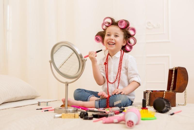 5 вещей, которые девочки делают втайне от мамы
