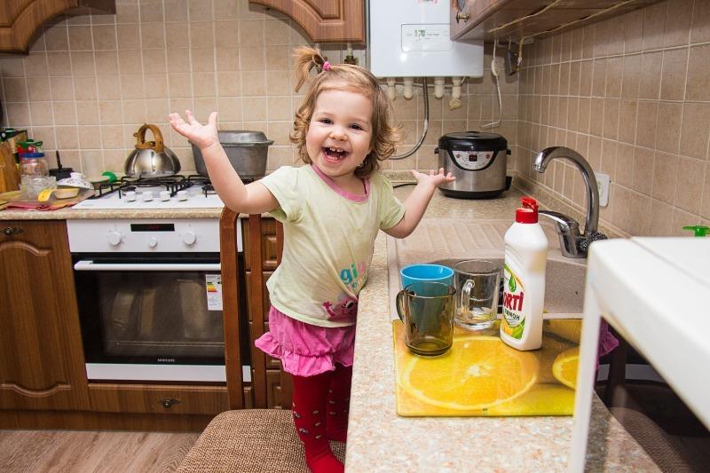 Какие обязанности можно поручить детям в разном возрасте