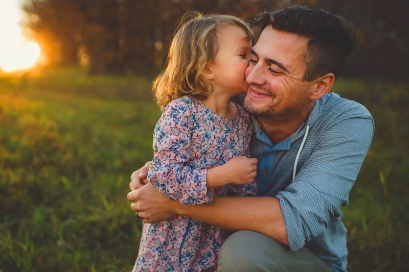 Что у папы получится лучше, чем у мамы