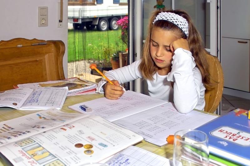 Как проще всего выучить с ребенком таблицу умножения