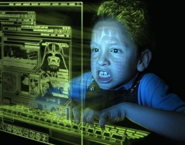 Влияние интернета на детей и их психологию