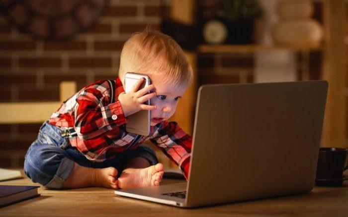Влияние интернета на детей и подростков