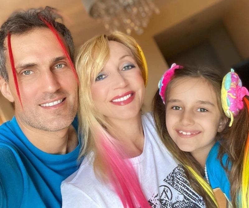 В семье не без артиста: дочь Кристины Орбакайте записала первую песню