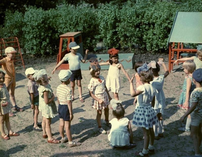 Чем отличаются современные детские сады от тех, что были в СССР