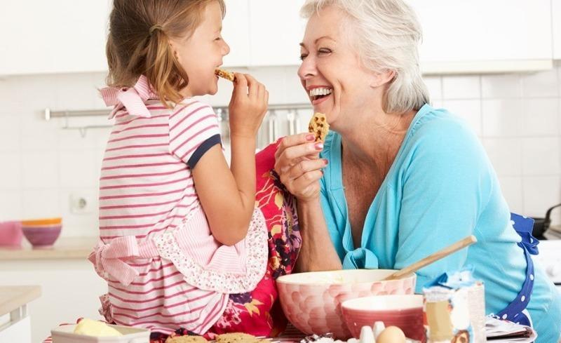 9 заповедей хорошей бабушки, которой всегда рады в доме внуков