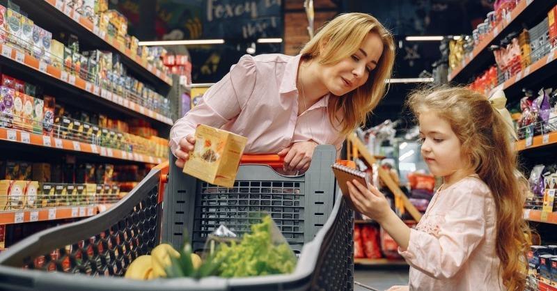 7 лайфхаков для родителей, которые собрались в магазин вместе с ребенком