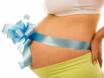 Живот при беременности