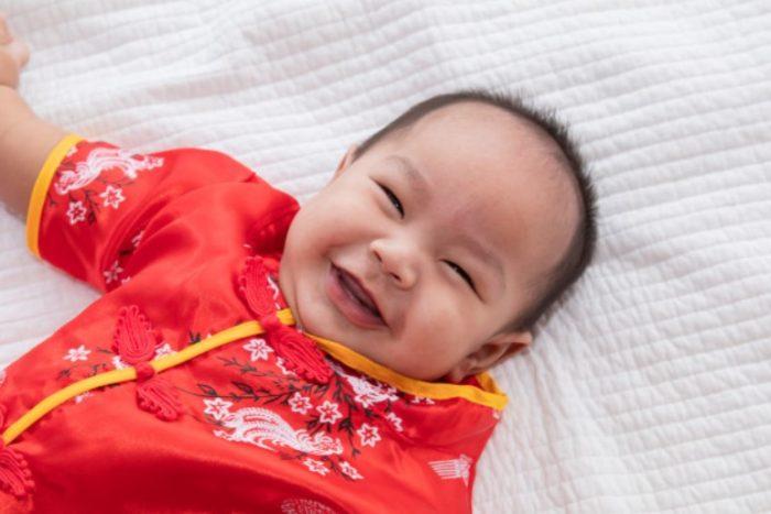Китайский мальчик