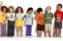 Таблицы размеров детской одежды по возрастам, росту, в том числе американские размеры