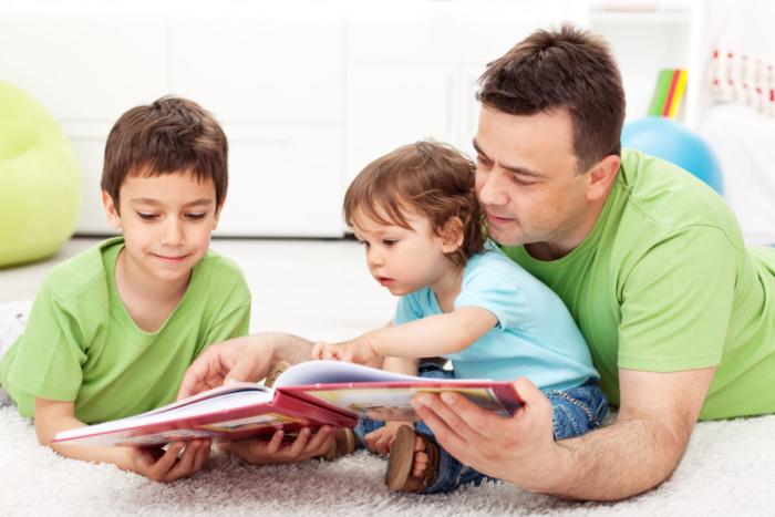 Влияние отца на воспитание ребенка